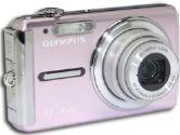OLYMPUS FE-340 Pink 8.0 MP Digital Camera (Olympus: 226235)