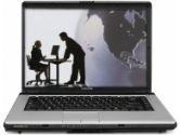 Toshiba Satellite Pro A210-0130 Notebook PC - AMD Turion 64 X2 Dual-Core TL-58 1.9GHz, 802.11a/b/g Wireless, 1GB DDR2, 120GB HDD, Dual Layer DVD RW, 15.4 WXGA, Windows Vista Business (TOSHIBA: PSAFHC-0130BC)