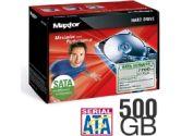 Maxtor / Ultra 16 / 500GB / 7200 / 16MB / SATA-300 / Retail / Hard Drive (Maxtor: L01F500)