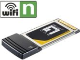 LevelOne WPC-0600 Wireless N PCMCIA Adapter - 300Mbps, 802.11n , PCMCIA (CP Technologies: WPC-0600)