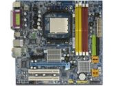 Gigabyte MA69VM-S2  AMD Socket AM2 MicroATX Motherboard / Audio / Video / PCI Express / Gigabit LAN / USB 2.0 / Serial ATA /  RAID (GIGABYTE: MA69VM-S2)