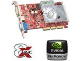 Diablotek GeForce FX 5700 Video Card - 128MB DDR, AGP 8x, DVI, VGA, TV Out (Diablo Tek: V5700-128A)