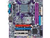 ECS 945GCT-M Motherboard - Intel 945GC, Socket 775, MicroATX, Audio, Video, PCI Express, 10/100 Ethernet LAN, USB 2.0, Serial ATA (ECS Elitegroup Computer: 945GCT-M)