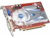 HIS Radeon X1650 Pro Video Card - 512MB GDDR2, PCI Express, CrossFire Ready, DVI, VGA, HDTV, Video Card (HIS - Hightech Information System Limited: H165PRF512N-R)