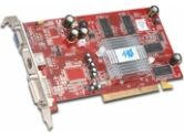 HIS Radeon X1050 / 256MB DDR / AGP 8x / DVI / VGA / TV Out / Video Card (HIS - Hightech Information System Limited: H105H256AN)