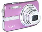 Olympus Stylus 840 Digital Camera - 8.0 Megapixels, 5x Optical Zoom, 5.6x Digital Zoom, 2.7LCD, Pink (Olympus: 226265)