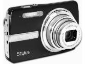 Olympus Stylus 840 8.0 Megapixel Digital Camera Black (Olympus: 226255)