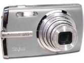 "OLYMPUS Stylus 1010 Silver 10.1 MP 2.7"" LCD 7X Optical Zoom Digital Camera (Olympus: 226270)"
