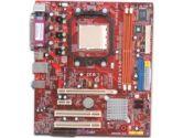 PCChips A13G+ v3.0 Motherboard - NVIDIA GeForce 6100, Socket AM2, MicroATX, Audio, Video, PCI Express, 10/100 Ethernet LAN, USB 2.0, Serial ATA, CNR (PCCHIPS USA: A13G+)