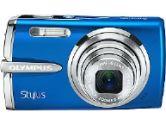 """OLYMPUS Stylus 1010 Blue 10.1 MP 2.7"""" LCD 7X Optical Zoom Digital Camera (Olympus: 226280)"""