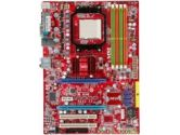 MSI K9A2 CF-F Motherboard - AMD 790X, Socket AM2+, ATX, Audio, PCI Express, CrossFire Ready, Gigabit LAN, USB 2.0, Serial ATA, RAID (Micro Star International Computer: K9A2 CF-F)