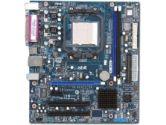 Abit NF-M2SV Motherboard - NVIDIA GeForce 6100, Socket AM2, MicroATX, Audio, Video, PCI Express, 10/100 Ethernet LAN, USB 2.0, Serial ATA,  RAID (ABIT Technology: NF-MS2V)