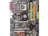 MSI 975X Platinum Motherboard - Intel 975X, Socket 775, ATX, Audio, PCI Express, Gigabit LAN, S/PDIF, USB 2.0, Firewire, Serial ATA, RAID (MSI Computer: 975X Platinum)