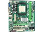 Biostar GF7025-M2 Motherboard - v6, NVIDIA GeForce 7025, Socket AM2, MicroATX, Audio, Video, DVI, PCI Express, 10/100 Ethernet LAN, USB 2.0, Serial ATA, RAID (Biostar: GF7025M2)