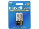 Maxell 9V Battery (Maxell: 721110)