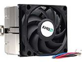 AMD Stock CPU Cooler for Socket 939/AM2 w/4-Pin PWM Power Connector - OEM (AMD: 10525)