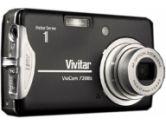 Vivitar ViviCam 7388s Deco Digital Camera - 7.0 Megapixel, 3x Optical Zoom, 5x Digital Zoom, 3.0 LCD (Vivitar: 80629)
