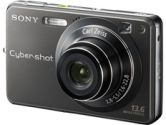 Sony's DSCW300 Cybershot Digital Camera with 13.6 Megapixel Super HAD CCD, Bionz Imaging Processor & Face Detection Technology (Sony: DSCW300)