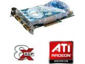 HIS Radeon HD 3850 IceQ 3 Turbo Video Card - 512MB GDDR3, AGP 8x,  Dual DVI, HDTV, HDMI Support (HIS - Hightech Information System Limited: H385Q512ANP)