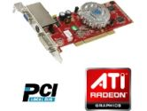HIS Radeon X1550 iFan Video Card - 256MB DDR2, PCI,  DVI, VGA, TV Out (HIS - Hightech Information System Limited: H155F525EDNP)