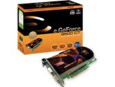 EVGA E-GEFORCE 9600GT Dual Slot 650MHZ 512MB 1.8GHZ DDR3 PCI-E Dual DVI-I HDTV Out Video Card (eVGA: 512-P3-N860-AR)