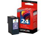 Lexmark 18C1592 #24 Color Inkjet Print Cartridge (LEXMARK: 18C1592)