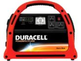 Duracell Powerpack 600 - 600 Watts, AM/FM Radio, Jumper Cables, Built-in Light (Duracell: 852-2007)