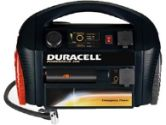 Duracell Powerpack 300 - 300 Watts, Vehicle Jumpstart, Detachable LED Flashlight, Built-in Air Compressor (Duracell: 852-0307)