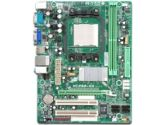 BIOSTAR MCP6P-M2 AM2 NVIDIA GeForce 6150 / nForce 430 Micro ATX AMD Motherboard - Retail (Biostar: MCP6P-M2)