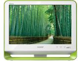"Sony's KDL19M4000G 19"" BRAVIA M-Series High-Definition LCD TV - Green (SONY: KDL19M4000G)"