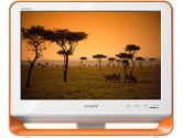 "Sony's KDL19M4000D 19"" BRAVIA M-Series High-Definition LCD TV - Orange (SONY: KDL19M4000D)"