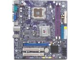 ECS 945GZT-M  Motherboard - Intel Socket 775, MicroATX, Motherboard, Audio, Video, PCI Express, 10/100 Ethernet LAN, USB 2.0, Serial ATA (EliteGroup Computer Systems: 945GZT-M (V1.0))