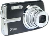 "OLYMPUS Stylus 1010 Black 10.1 MP 2.7"" LCD 7X Optical Zoom Digital Camera (Olympus: 226275)"
