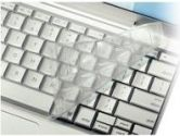 Sonnet Carapace Silicone Keyboard Cover for Apple Keyboard and Apple Wireless W/ Clear Tray (SONNET TECHNOLOGIES: KP-AKB)