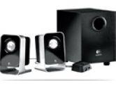 Logitech LS21 2.1 Speaker System (Logitech: 980-000058)
