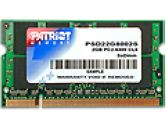 Patriot Memory Signature PC2-6400 Notebook SO-DIMM - 2.0GB (Patriot Memory: PSD22G8002S)