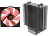 Xigmatek HDT-RS1283 Red Scorpion CPU Heatsink LGA775 AM2 S754 S939 S940 120MM Fan 800-1500RPM (Xigmatek: ACXTHDT-RS1283)