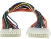 Works 20 Pin Female to 20 Pin Male Cable Extension 12IN (Works: CB-20M-20F)
