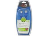 Ion Cable 1FT Blue RJ45 Ethernet Network Cable (Ion Cables: IO-RJ45-1BL)