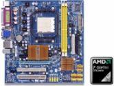 GIGABYTE GA-MA74GM-S2H AM2+/AM2 AMD 740G HDMI Micro ATX AMD Motherboard - Retail (Gigabyte Technology: GA-MA74GM-S2H)