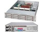 Supermicro Superchassis 826TQ-R800LPB 800W Redundant SAS SATA Drive Bays (SUPER MICRO Computer: CSE-826TQ-R800LPB)