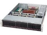 SUPERMICRO CSE-216A-R900LPB Black 2U Rackmount Server Case - Retail (SUPER MICRO Computer: CSE-216A-R900LPB)