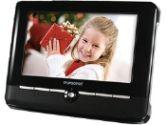 Transcend TS2GPF720K 7 Digital Frame with Stereo Speakers - 2GB Internal Memory, 800 x 400, AVI, MOV, MPG, MP4, 3GP, M-JPEG, MP3, WMA, WAV, DSC, JPEG, BMP Compatible (TRANSCEND INFORMATION: TS2GPF720K)