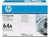 HP Color LaserJet CC364A Black Print Cartridge (Hewlett-Packard: CC364A)