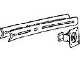 Ergotron DS100 Long Crossbar Extender Upgrade Kit (Ergotron: 97-447-200)