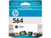 HP CB317WC#140 564 Black Ink Cartridge (HP (Canada): CB317WC#140)