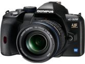 Olympus E-520 SLR One Lens Kit Evolt E-520 and 14-42MM Zoom Lens WIN/MAC (OLYMPUS IMAGE SYSTEMS: OLY.CAM.SLR.E520)
