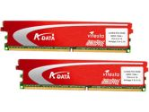 A-DATA ADQYE1B16K 4GB 2X2GB PC2-8500 DDR2-1066 CL5 Dual Channel Memory Kit (A-Data Technology: AD21066E002GU2K)