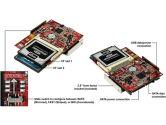 Addonics 2X Compact Flash to 2.5IN SATA Adatper - Supports Two CF or Microdrive in RAID 0/1 or JBOD (Addonics: AD2SAHDCF)