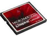 Kingston 16GB Compact Flash (CF) Flash Card w/Recovery software (Kingston: CF/16GB-U2)